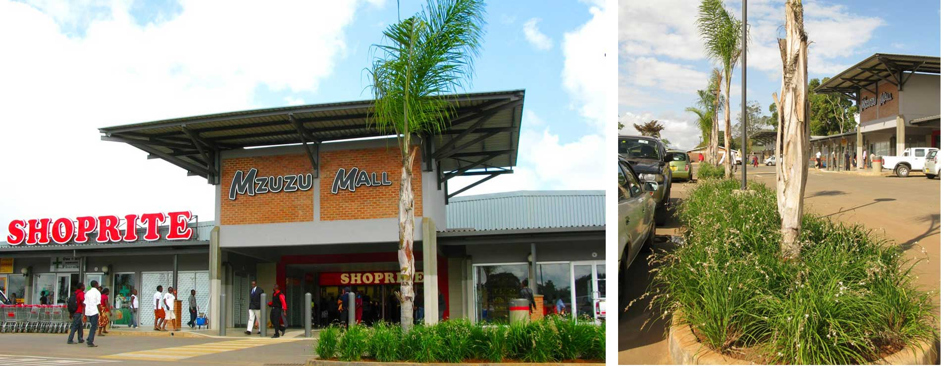 Gallery RETAIL SHOPPING CENTRE Mzuzu Malawi